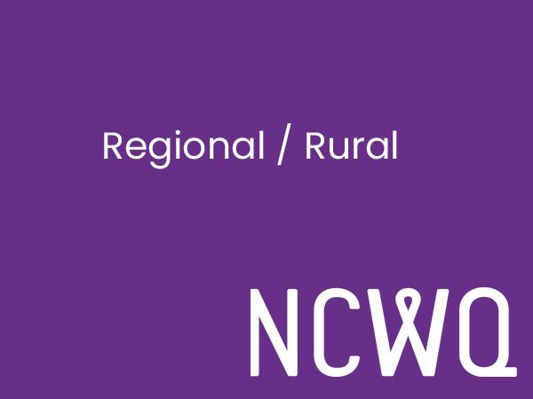 Regional/Rural Bursaries