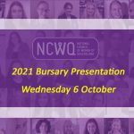 2021 Bursary Presentation event reminder