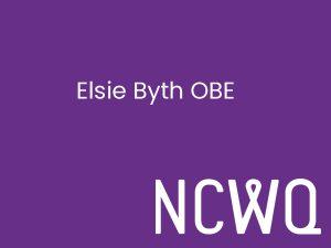 Elsie Byth OBE