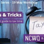 "Empowerment Series - Tax Tips & Tricks ""Empowering Women Through Financial Independence"""