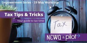 "Empowerment Series - Tax Tips & Tricks ""Empowering Women Through Financial Independence"""