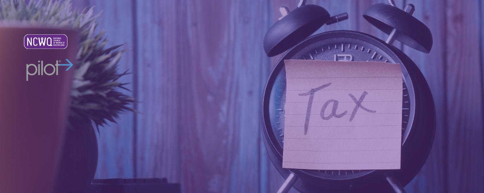 "Empowerment Series - Tax Tips & Tricks ""Empowering Women Through Financial Independence"