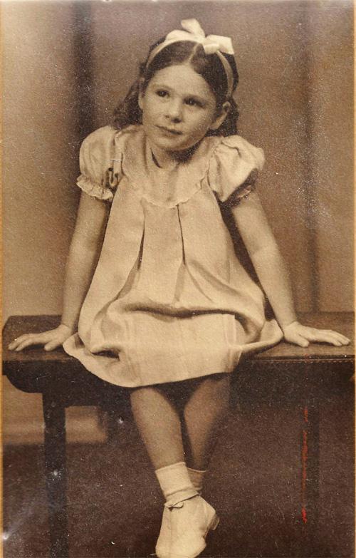 Judith Parker 07/01/1941 - 10/04/2021