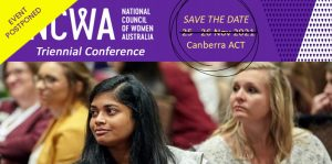 NCWA Conference Postponed