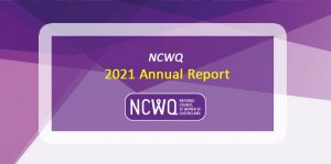 Download NCWQ Annual Report 2021 as a pdf