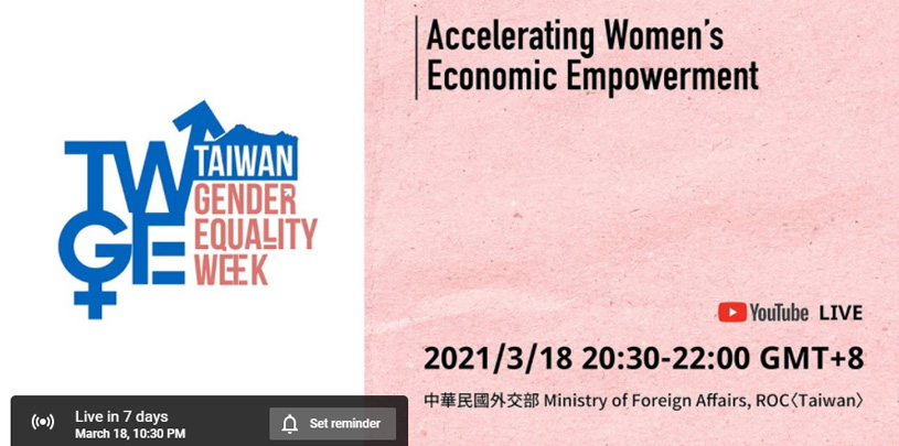 ccelerating Women's Economic Empowerment