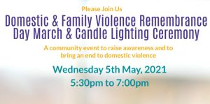 DFV Remembrance Day March & Candle Lighting Next Wednesday 5th May