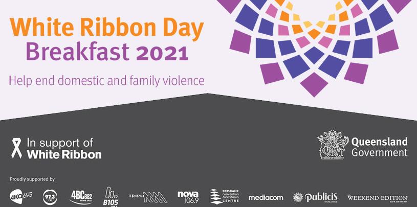 2021 White Ribbon Day Breakfast