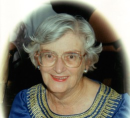 NCWQ Women of Note - Dr Laurel Macintosh OBE